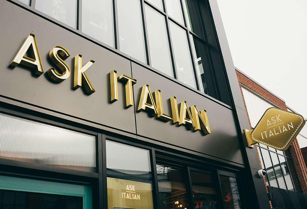 London Wigmore St ASK Italian marks turnerbates' eleventh 'Primo' refurbishment