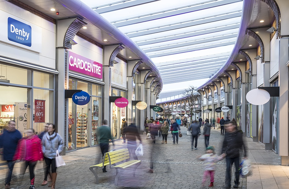 First phase completed of Banbridge Outlet, Northern Ireland