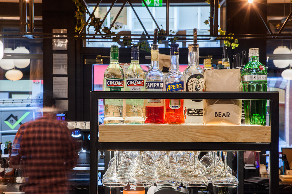 turnerbates is shortlisted for two Restaurant & Bar Design Awards