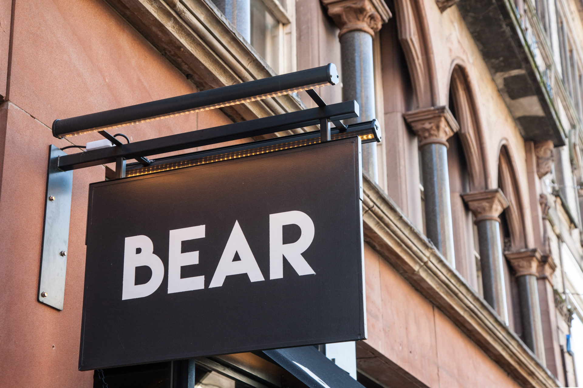 BEAR Derby featured in Premier Hospitality Magazine