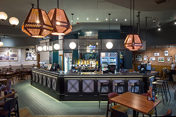 Granite City opens in Aberdeen Airport