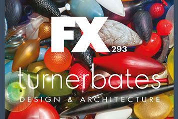 turnerbates and Frankie & Benny's feature in FX Magazine