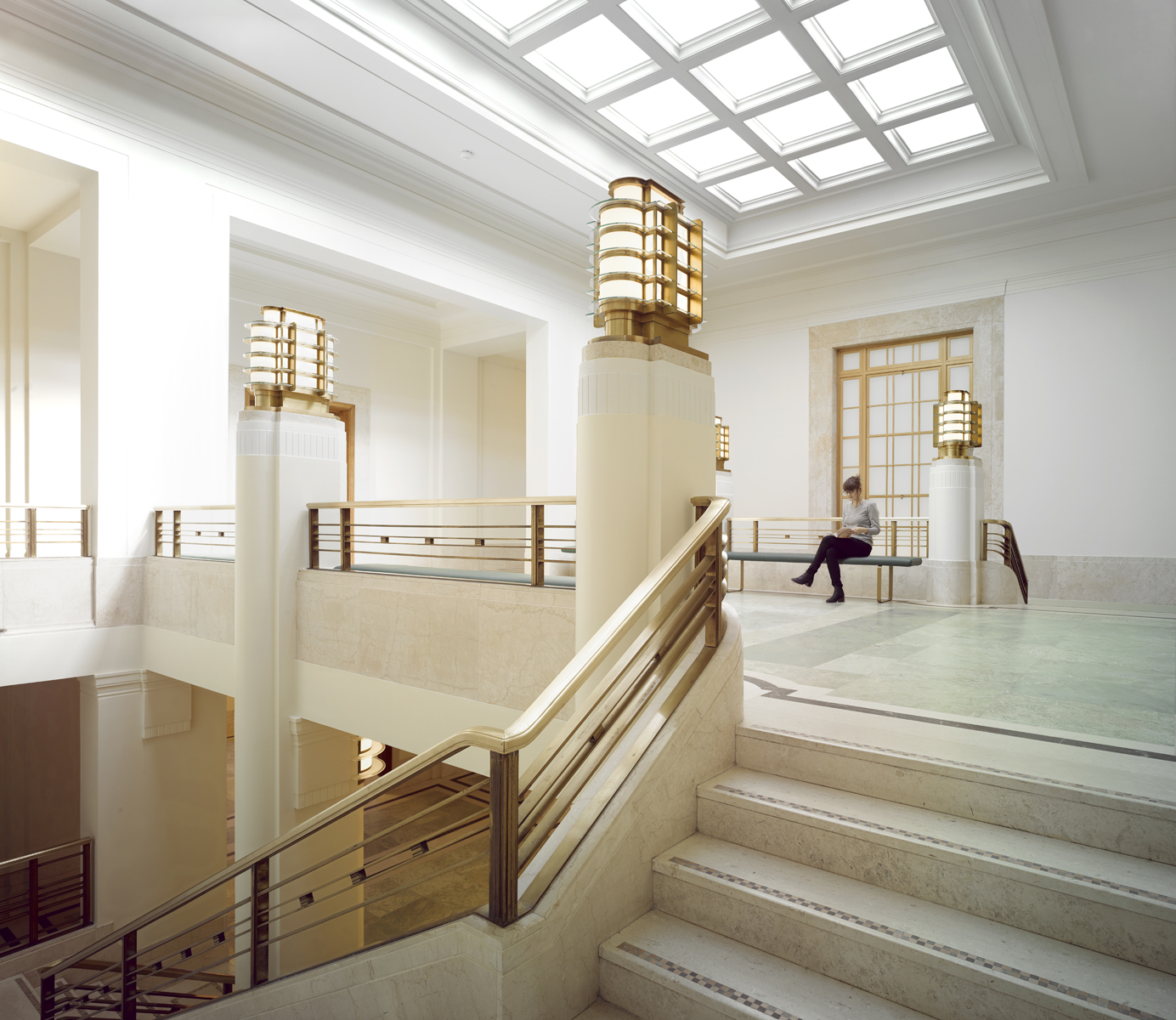 Hackney Town Hall wins NLA Conservation & Retrofit award