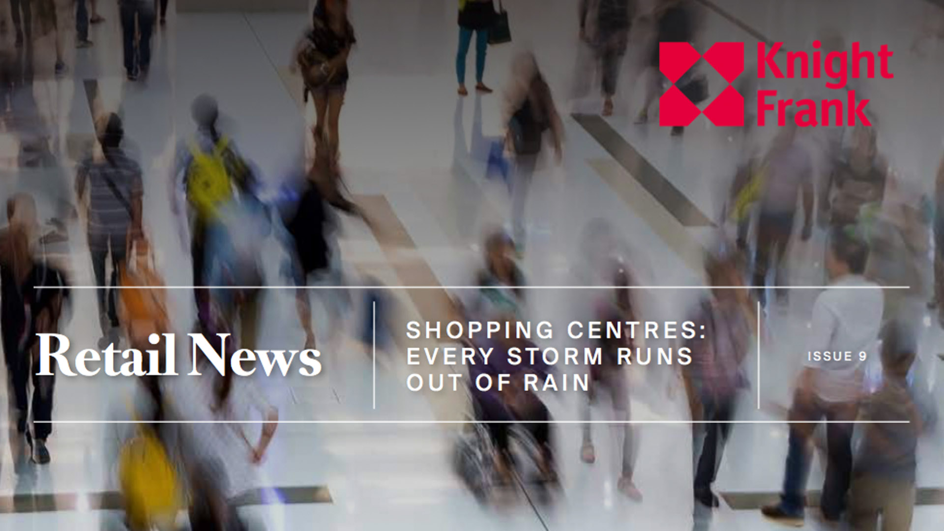 Community shopping centres as the 'beating heart of the community'