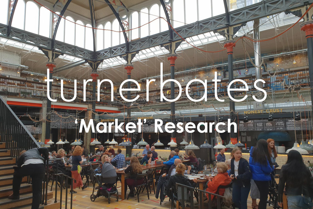 turnerbates 'Market' Research