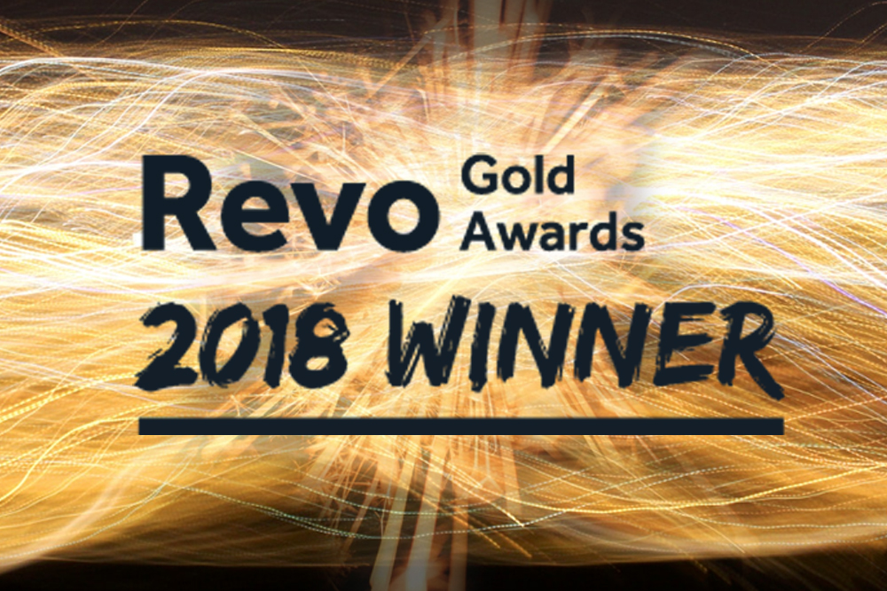 WINNER, REVO Re:fresh Gold Award 2018