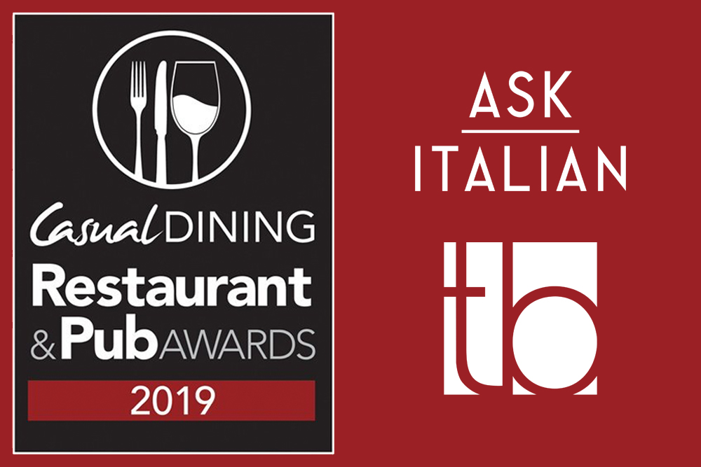 Shortlist, Best Designed Casual Dining Restaurant of the Year 2019