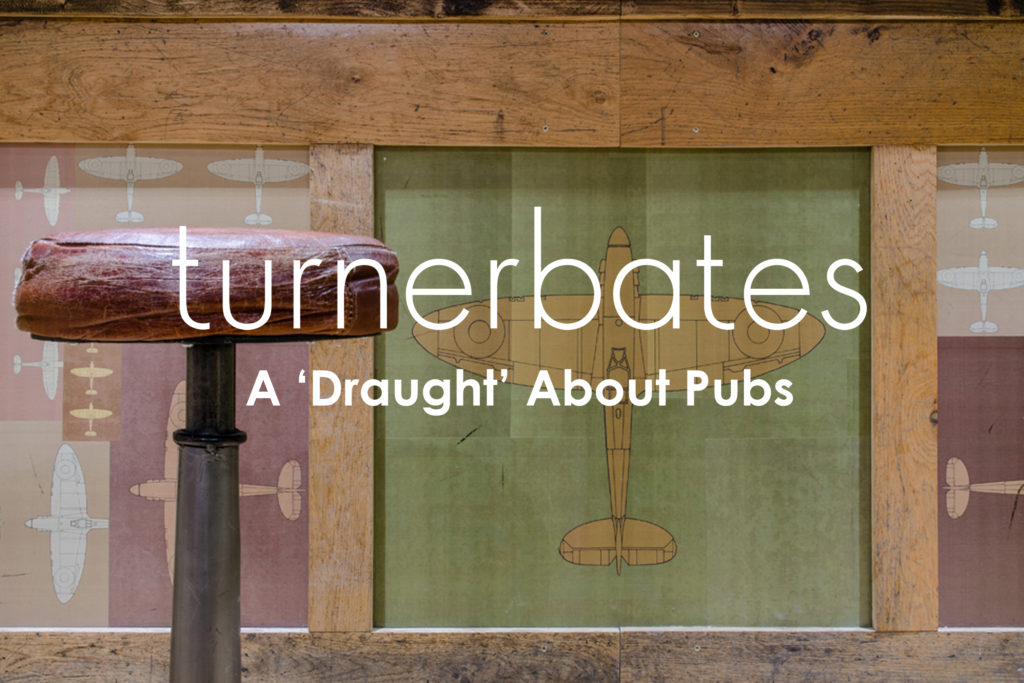 A 'Draught' About Pubs