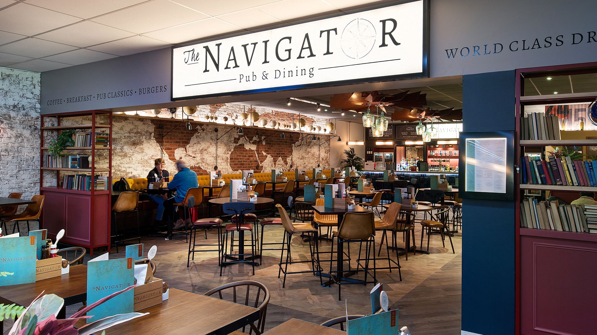 The Navigator, Norwich Airport, opens!