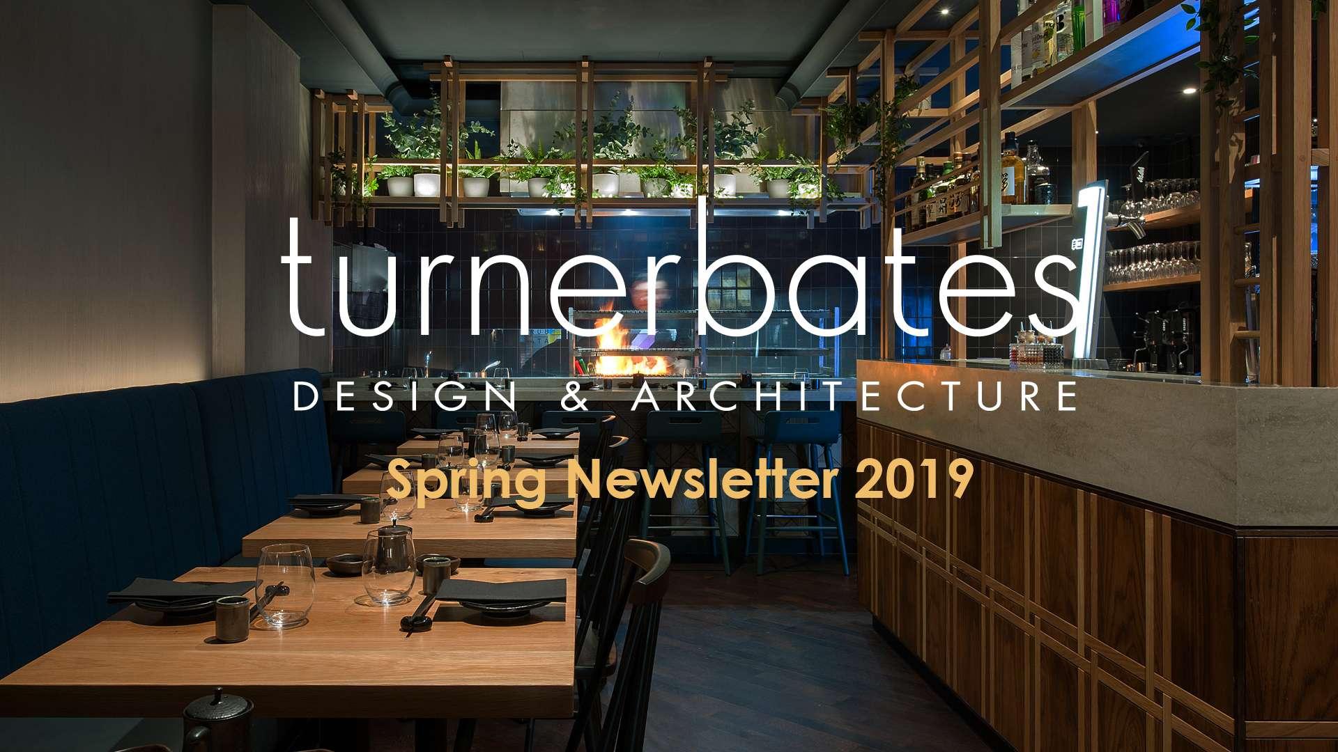 turnerbates Spring Newsletter 2019