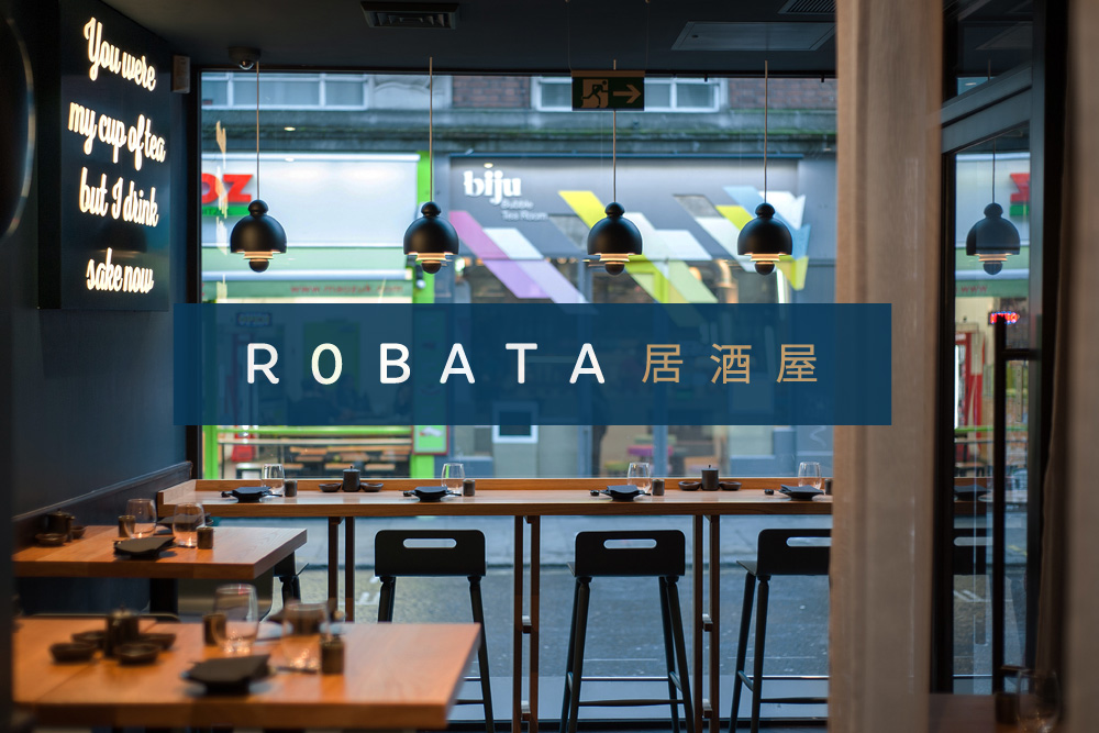 ROBATA opens on Old Compton Street, Soho