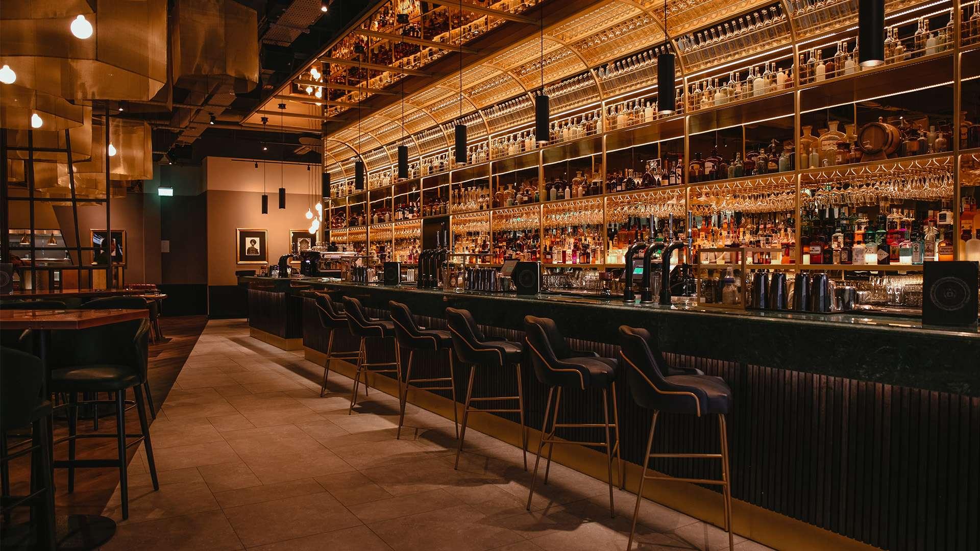 The Alchemist shortlisted for Restaurant & Bar Design Award